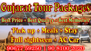 Full Gujarat Tour Package